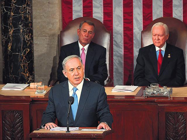 Netanyahu warns US against Iran N-deal