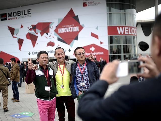 Smartphone,Internet,Mobile World Congress