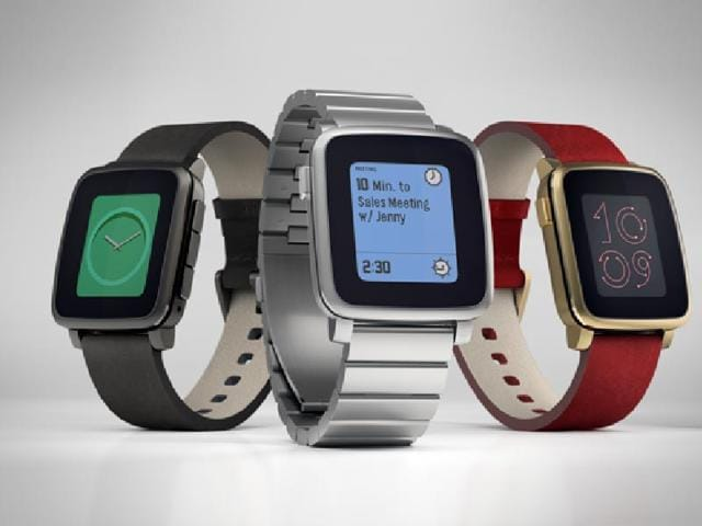 The-Pebble-Time-Steel-Smartwatch-Photo-AFP