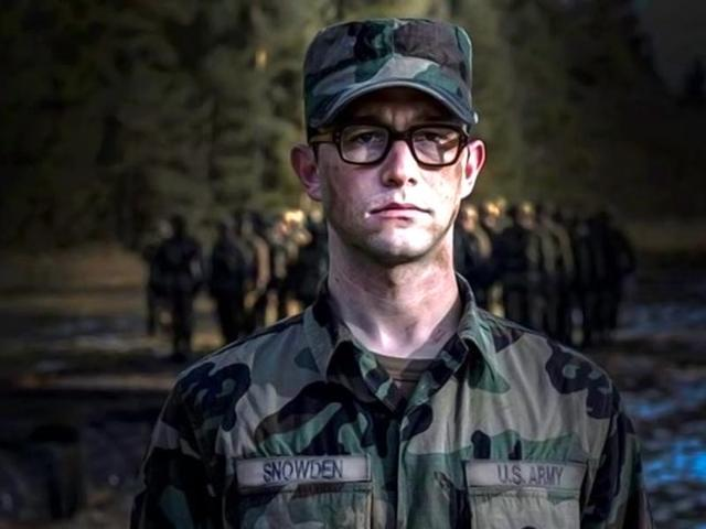 First look: Joseph Gordon-Levitt as Edward Snowden leaves you shocked