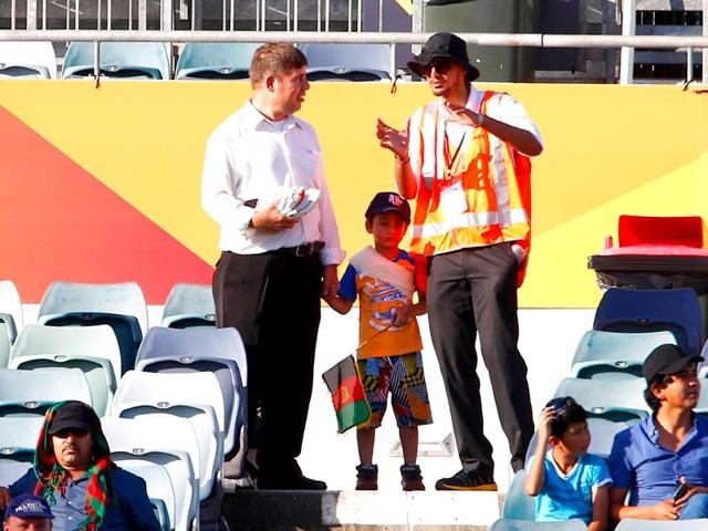 #AUSvsAFG viral tweets: Father of the year, Afghan Rambo
