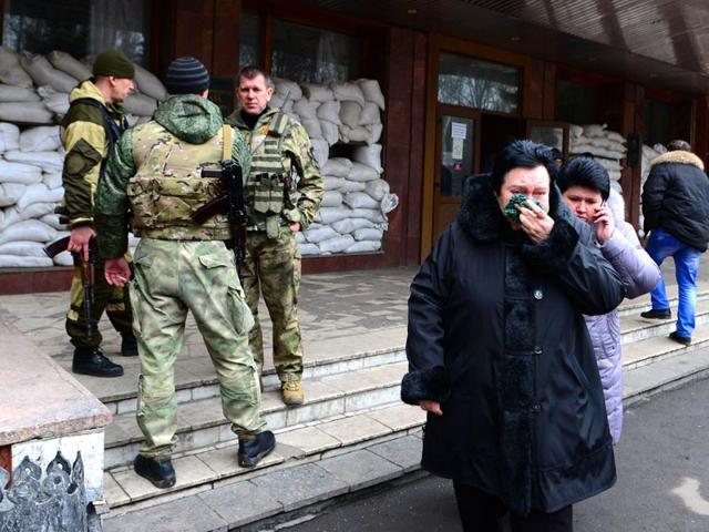 Ukraine mine blast,miners,labourers