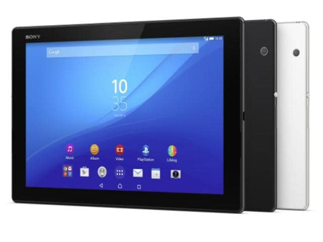 The-Sony-Xperia-Z4-Tablet-will-go-on-sale-in-June-with-a-starting-price-of-559-Photo-AFP