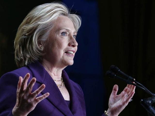 Clinton to join US presidential race this weekend: reports