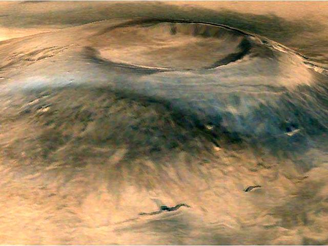 United colours of Holi: Mangalyaan sends eye-catching pictures of Mars