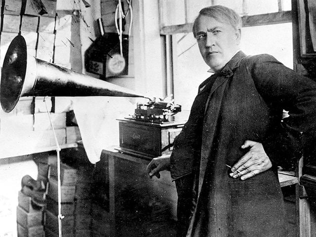 Thomas Edison,spirit phone,invention
