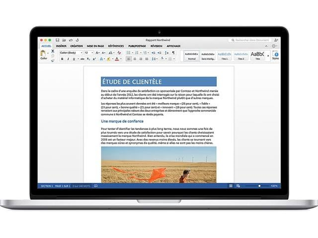 Microsoft-Office-2016-for-Mac-OS-Yosemite-Photo-AFP