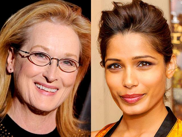 India's daughter gets support of Meryl Streep, Freida Pinto