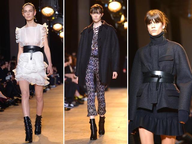Isabel-Marant-2015-2016-fall-winter-collection-at-Paris-Fashion-Week-Photo-AFP