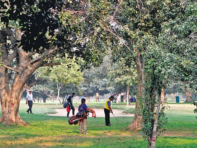 DDA-s-Qutab-Golf-Course-at-Lado-Sarai-HT-Photo