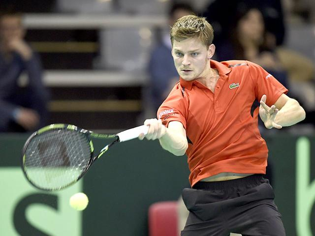Davis Cup: Defending champs Swiss crash out in 1st round