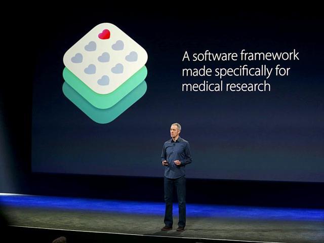 Apple,Apple Watch,Research Kit