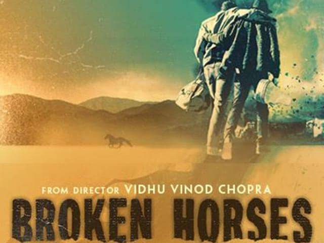 A-poster-of-Broken-Horses