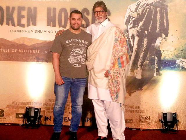 Will choose Bollywood over Hollywood offers: Amitabh Bachchan