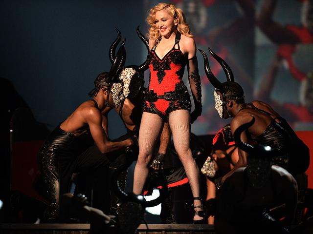 Madonna-performing-on-stage-at-the-57th-Annual-Grammy-Awards-in-Los-Angeles-Photo-AFP
