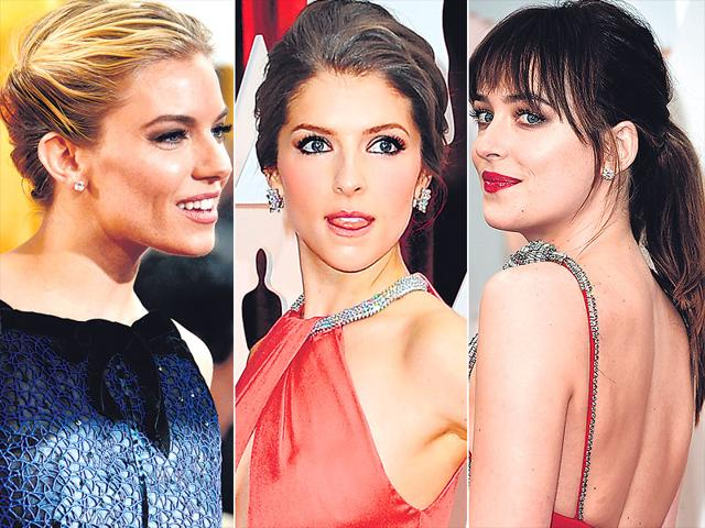 Code red carpet: Decoding celebrity hairstyles