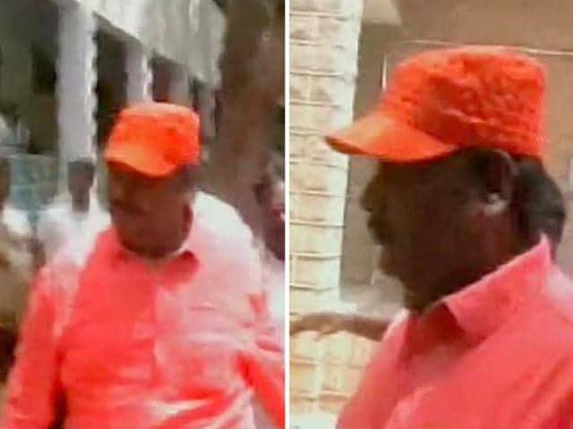 Puthiya Thalamaurai,tv channel,crude bombs hurled