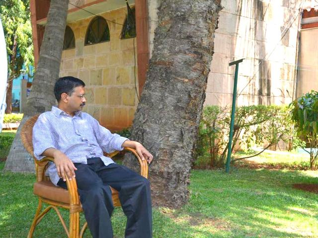 Delhi-CM-Arvind-Kejriwal-in-Bangalore-ANI-Photo