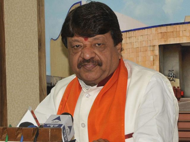 MP-urban-administration-minister-Kailash-Vijayvargiya-has-been-made-national-executive-member-for-the-second-time-Praveen-Bajpai-HT-file-photo