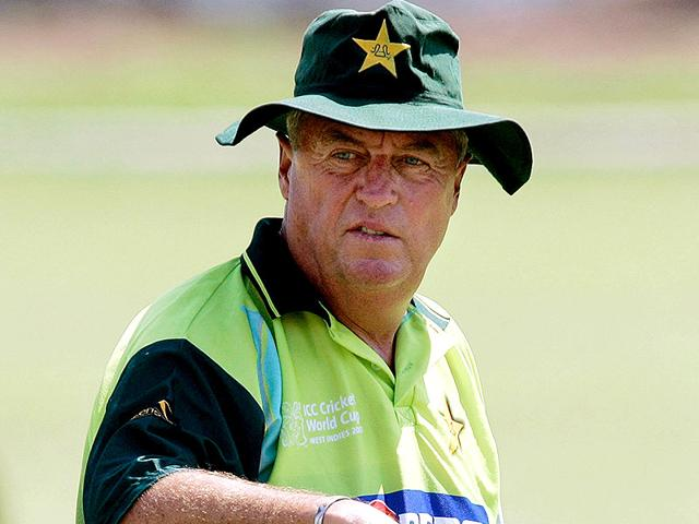 In-this-March-12-2007-file-photo-Pakistan-head-coach-Bob-Woolmer-instructs-his-players-during-a-practice-session-at-Kensington-Park-in-Kingston-Jamaica-AP-Photo