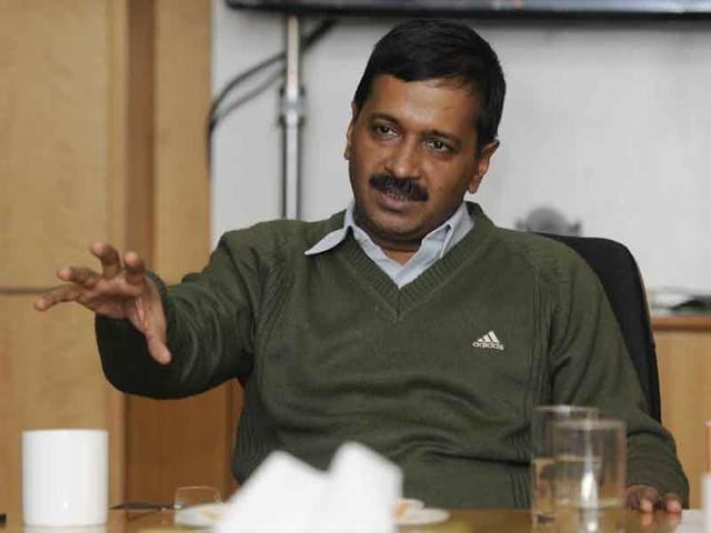 Aam-Aadmi-Party-AAP-chief-Arvind-Kejriwal-releases-the-party-s-manifesto-ahead-of-the-general-elections-in-New-Delhi-AP-Photo