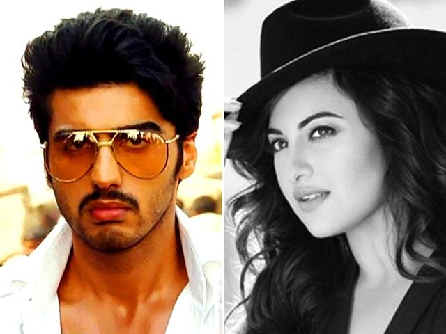Arjun-Kapoor-featured-in-Gunday-alongwith-Ranveer-Singh-while-Sonakshi-Sinha-stared-in-Action-Jackson-directed-by-Prabhu-Deva
