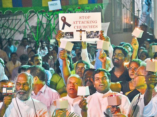 A-candle-light-procession-for-peace-and-harmony-by-140-Bishops-of-the-Conference-of-Catholic-Bishops-of-India-expressing-concern-over-the-threats-to-peace-and-communal-harmony-in-Bengaluru-in-February-Kashif-Masood-HT