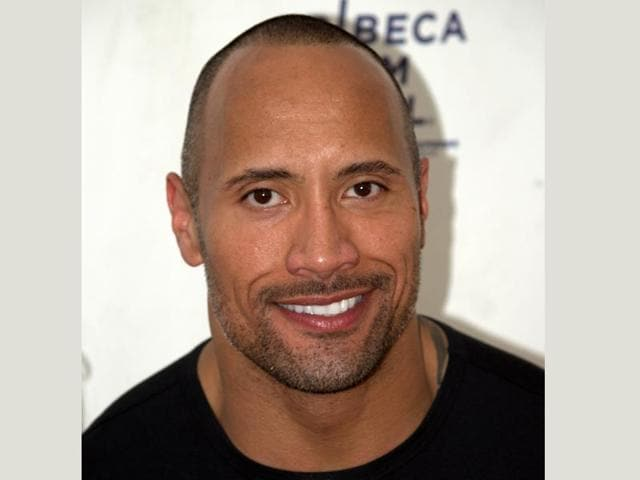 Dwayne Johnson,The Rock,Fast and Furious 7