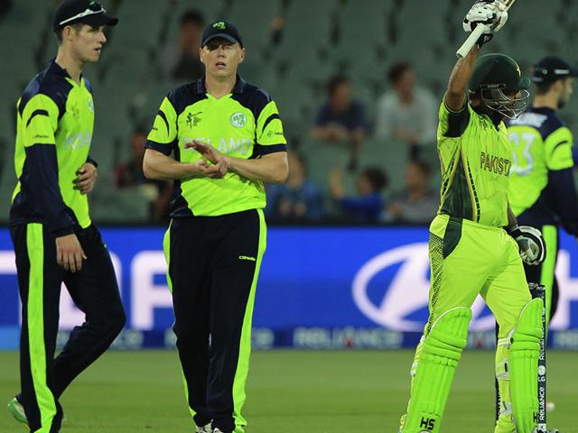World Cup: Pakistan, West Indies enter quarterfinals, Ireland bow out