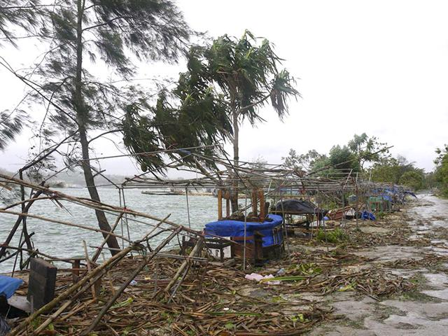 vanuatu,cyclone,natural disaster