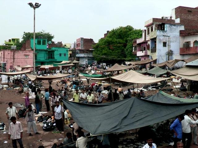 Atul Sabharwal,In their shoes,shoe trade in Agra