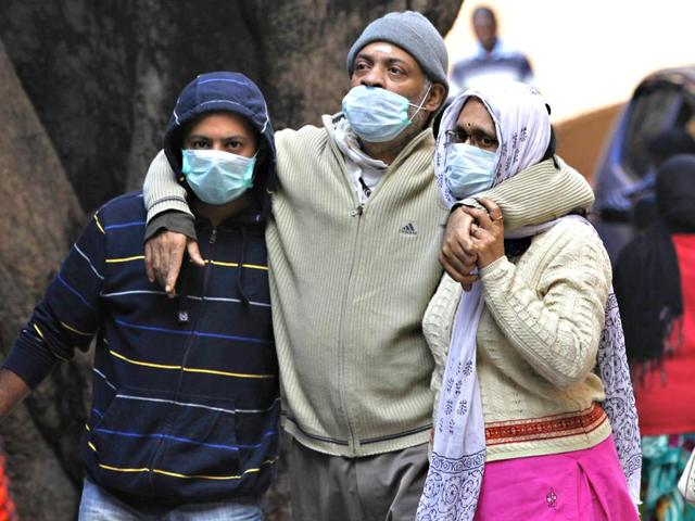 A-man-suspected-of-having-swine-flu-being-taken-to-a-screening-centre-at-the-Ram-Manohar-Lohia-Hospital-in-New-Delhi-Raj-K-Raj-HT-Photo