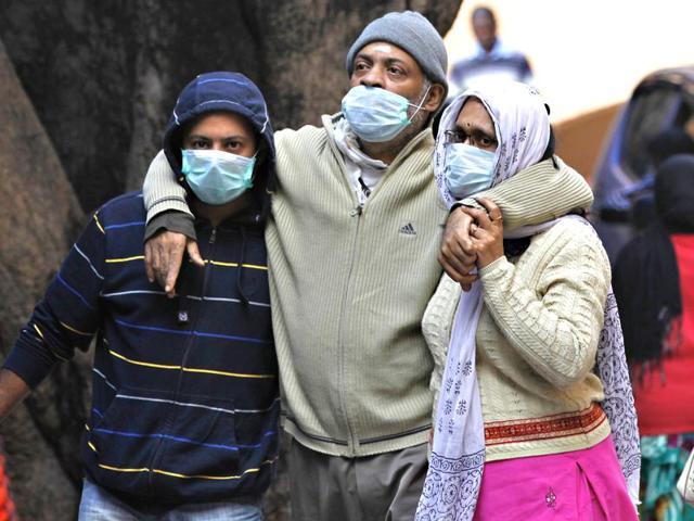 Swine flu toll