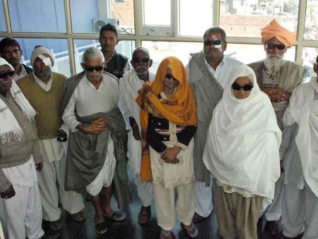 Botched-up eye surgery case,Panipat DC,surgeon