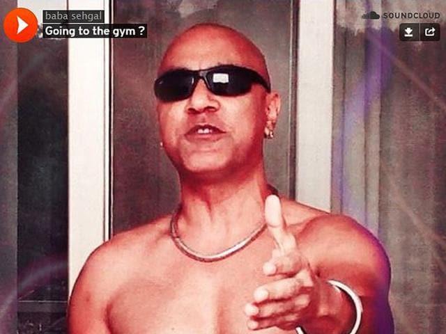 Rapper-Baba-Sehgal