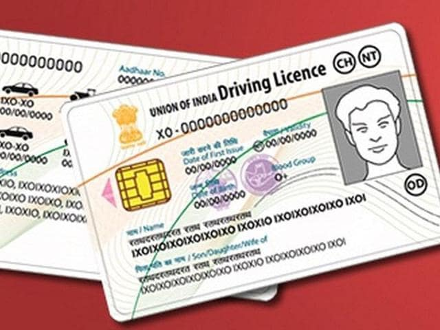 Smarts-cards-for-driving-licences-and-vehicle-registration-certificates-are-issued-in-Chandigarh-at-Rs-200-apiece-HT-File-Photo