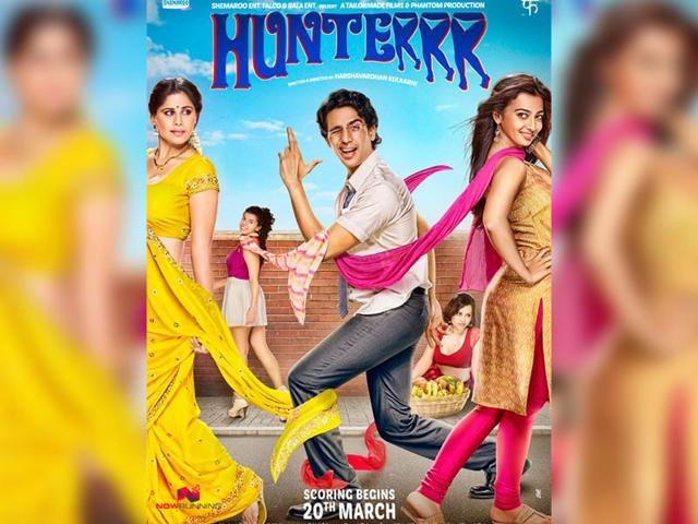 Hunterrr-poster
