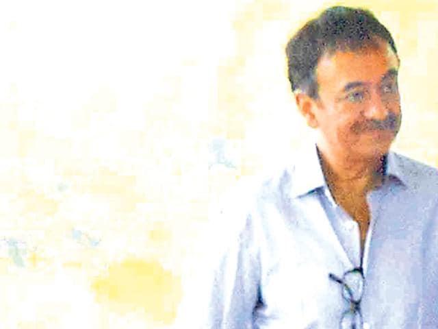 Sanjay Dutt,Rajkumar Hirani,Film