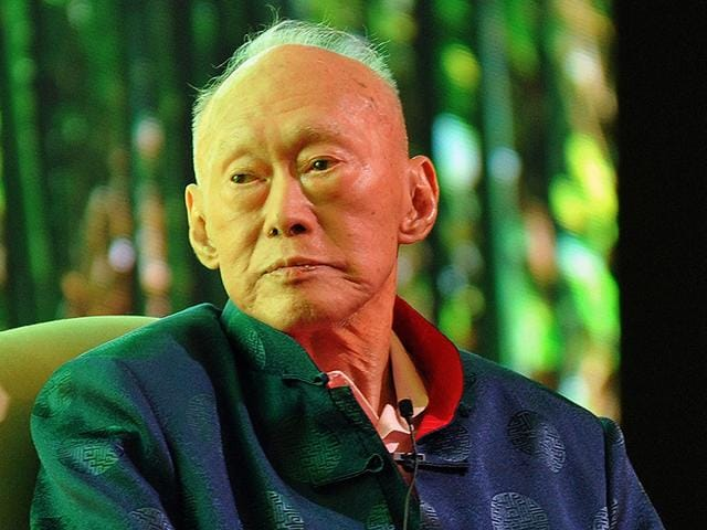 Singapore,Lee Kuan Yew,first prime minister