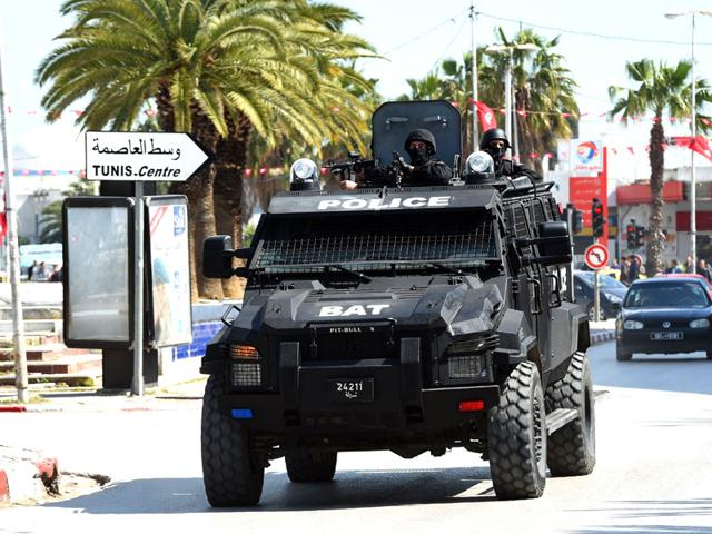Tunisian-security-forces-secure-the-area-after-gunmen-attacked-Tunis-famed-Bardo-Museum-AFP-Photo