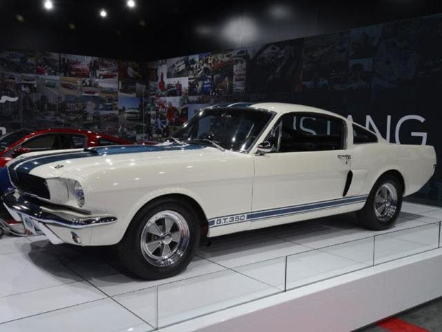 A-1965-Ford-GT-350-at-the-2013-LA-Auto-Show-Photo-AFP