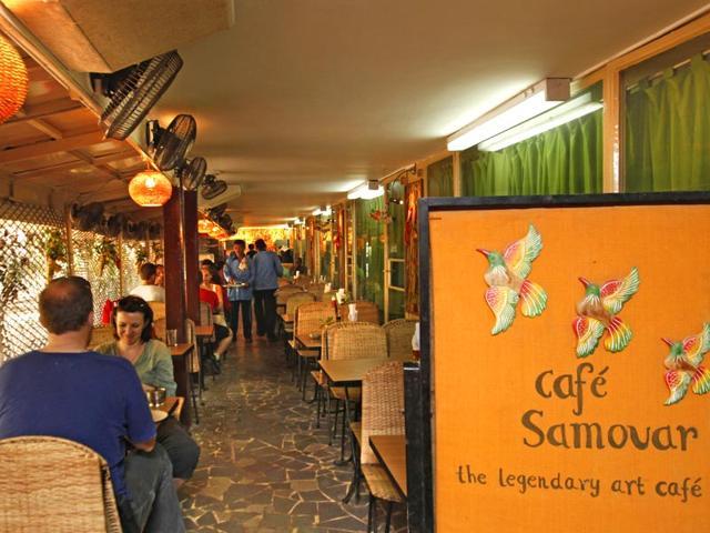 Cafe Samovar