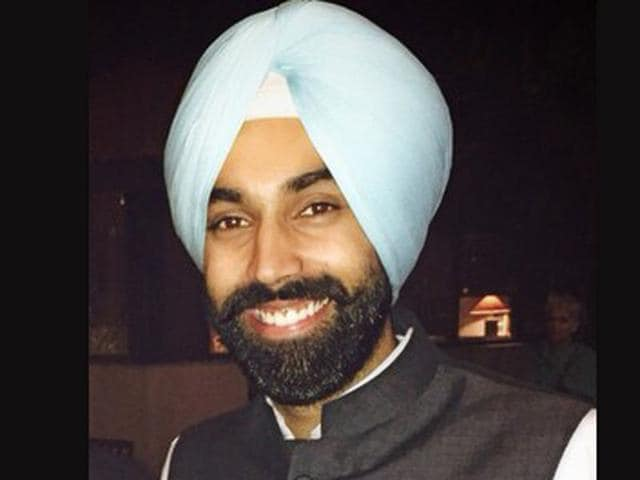 Advocate-Simarpartap-Singh-Barnala-consensus-candidate-of-joint-opposition-parties-for-the-Dhuri-bypoll-HT-Photo