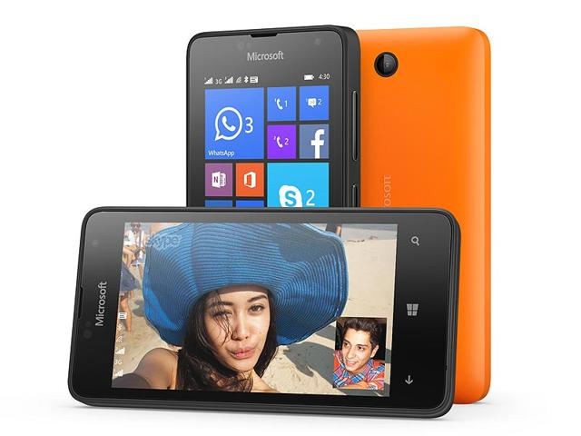 Microsoft-Lumia-430-Photo-AFP