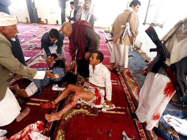Yemen,suicide bombings,mosques