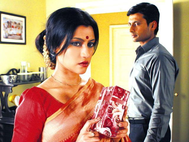 Konkona Sen Sharma,Sajarur Kanta,Byomkesh Bakshi