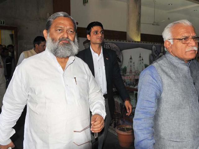 Monsoon Session,Haryana Vidhan Sabha,Anil Vij