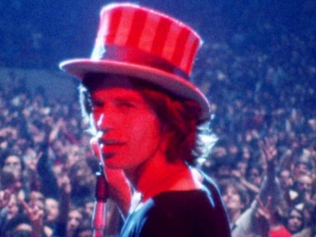 Gimme Shelter,Albert Maysles,American