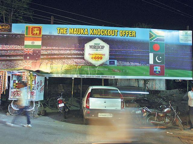 Bhopal,Madhya Pradesh,Cricket World Cup