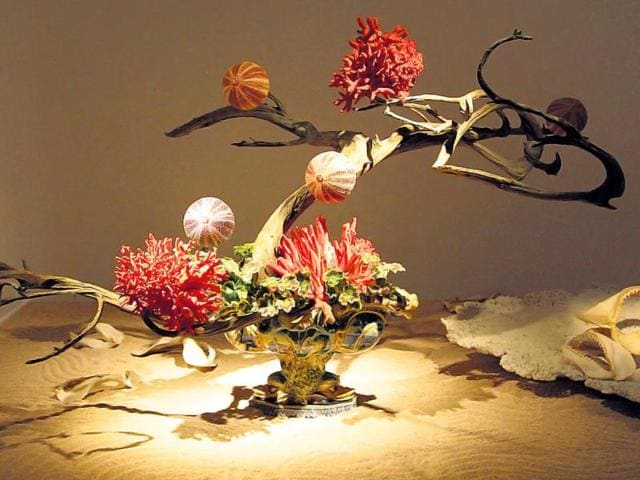 ikebana,japan,flower arrangement